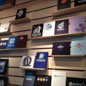 WordCamp Tシャツミュージアム